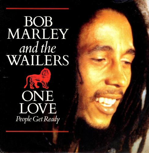 Bob Marley One Love Shm Records