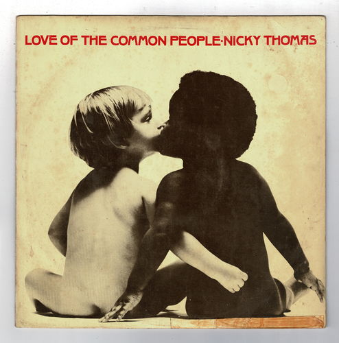 NICKY THOMAS-love of the common people