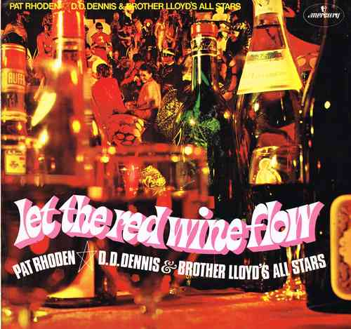 VARIOUS-let the red wine flow