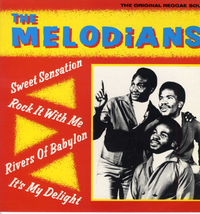 MELODIANS-sweet sensation