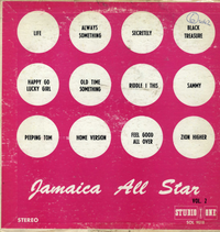 VARIOUS-jamaica all stars volume 2
