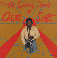 OSSIE SCOTT-the supreme sounds of ossie scott