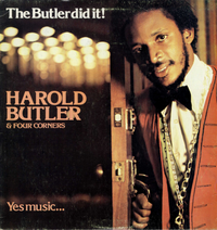 HAROLD BUTLER & FOUR CORNERS-the butler did it