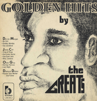 VARIOUS-golden hits by the greats