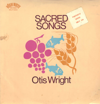 OTIS WRIGHT-sacred songs