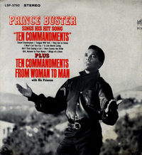 PRINCE BUSTER-ten commandments