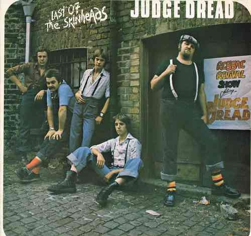 JUDGE DREAD-last of the skinheads