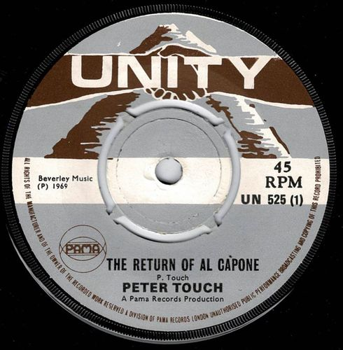PETER TOSH-the return of al capone