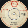 ROLAND ALPHONSO-back beat