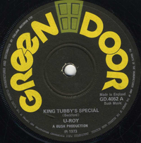 U ROY-king tubby's special