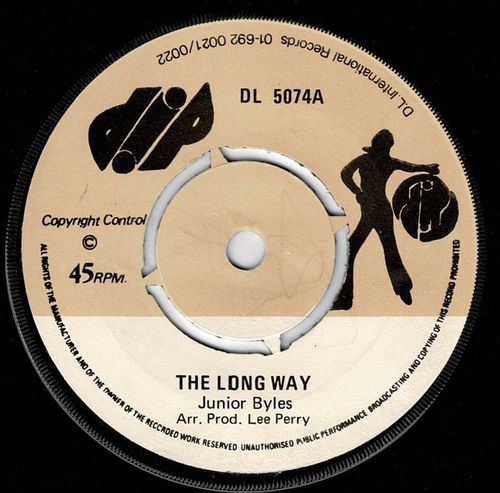 JUNIOR BYLES-the long way