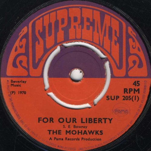 MOHAWKS-for our liberty