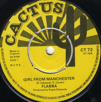 FLABBA HOLT-girl from manchester