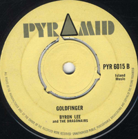 BYRON LEE-goldfinger