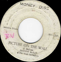 FREDDIE McKAY-picture on the wall