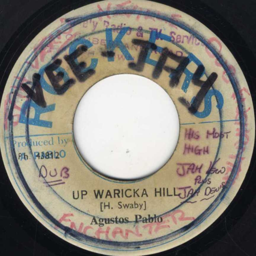 AUGUSTUS PABLO-up waricka hill
