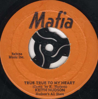 KEITH HUDSON-light of day
