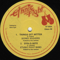SIDNEY RODGERS-things get better
