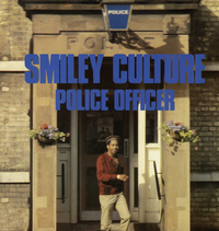 SMILEY CULTURE-police officer