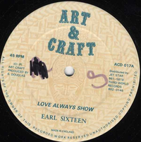 EARL CUNNINGHAM & LUI LEPKI-love always shows