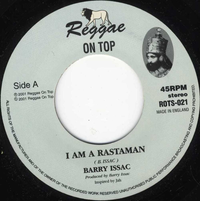 BARRY ISSAC-i am a rastaman
