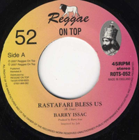 BARRY ISSAC-rastafri bless us