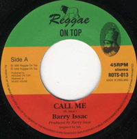 BARRY ISSAC-call me