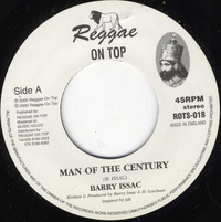 BARRY ISSAC-man of the century