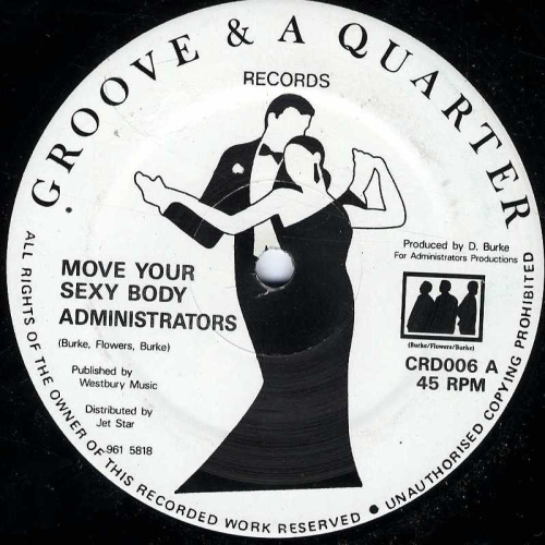 ADMINISTRATORS-move your sexy body