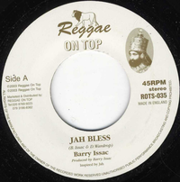 BARRY ISSAC-jah bless