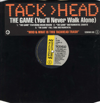 TACK HEAD-the game (you'll never walk alone)