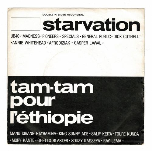 VARIOUS-starvation
