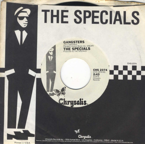 SPECIALS-gangsters (USA copy)