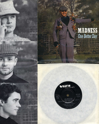 MADNESS-one better day (fold out poster cover)