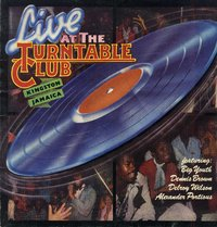 VARIOUS-live at the turntable club
