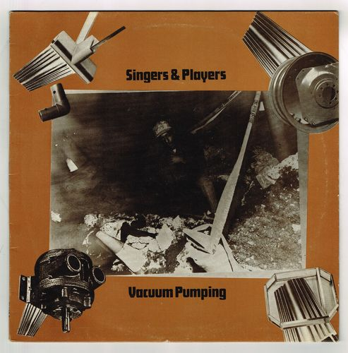 SINGERS & PLAYERS-vacuum pumping