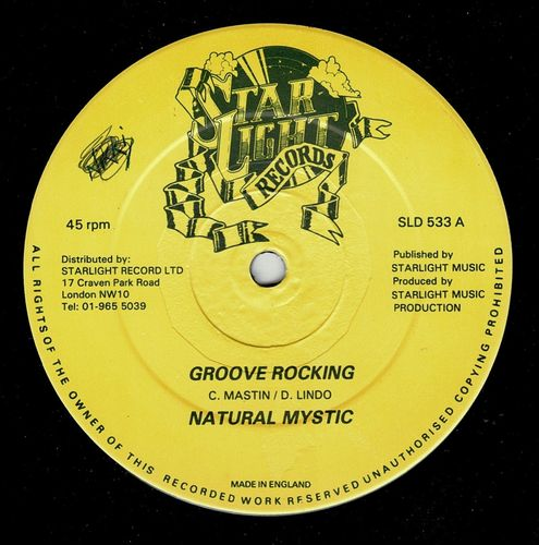 NATURAL MYSTIC-groove rocking