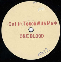 ONE BLOOD-get in touch with me