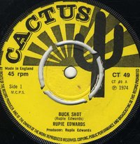 RUPIE EDWARDS-buck shot