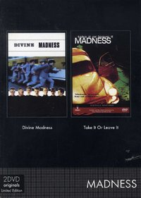 MADNESS-double DVD boxset : Take It Or Leave It / Divine Madness