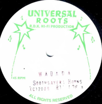 SOOTHSAYERS HORNS-wadada