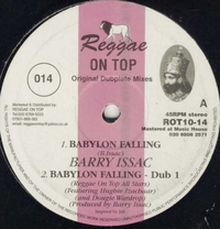 BARRY ISSAC-babylon falling