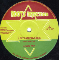 RICK WAYNE-my father judge