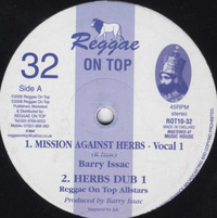 BARRY ISSAC-mission against herbs