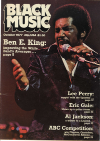BLACK MUSIC  october 1977