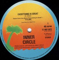 INNER CIRCLE-everything is great