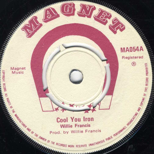 WILLIE FRANCIS-cool you iron
