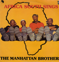 MANHATTAN BROTHERS-africa south sings