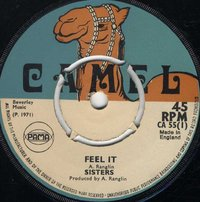 SISTERS (Paulette & Gee)-feel it