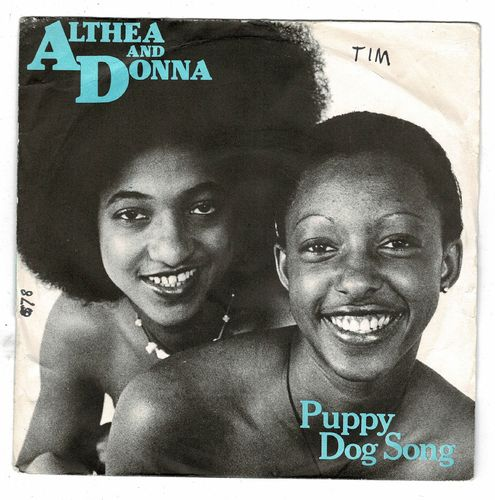 ALTHEA & DONNA-puppy dog song